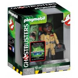 Figurine de collection illimitée de Playmobil W.Zeddemore