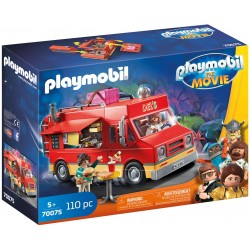 Le camion de nourriture de film Playmobil