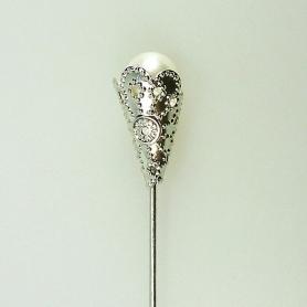 Bijoux de mariage pas cher broche invite  Broches bijoux