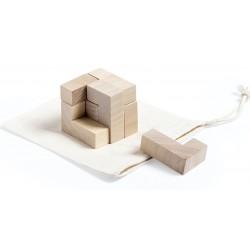 Jeu d'adresse en bois avec sac de présentation