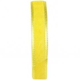Ruban jaune decoration cadeaux