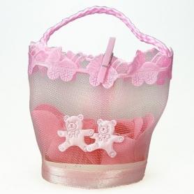 Petale de rose savon cadeaux invites originaux