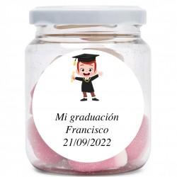 Chuche Jar pour l'obtention du diplôme