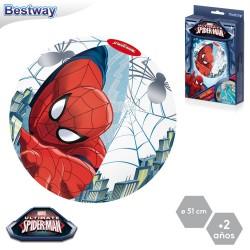 Balle '' spiderman '' 51 cm