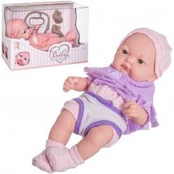 Jolie poupée bébé nouveau-né