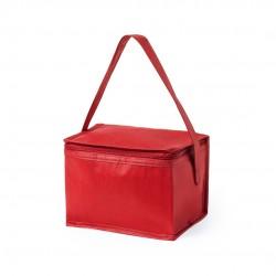 Réfrigérateur de couleur rouge Hertum