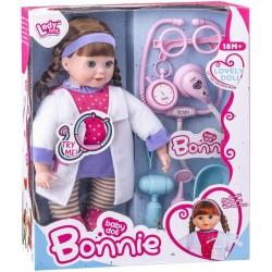 Poupée Bonnie Doctor avec son et accessoires