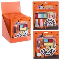 Set maquillage Halloween 2/m