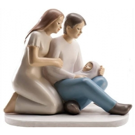 Figurine decoration gateau mariage
