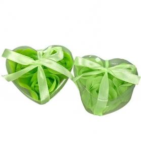 Souvenirs cadeaux savons verts originaux