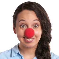 Nez de clown 5 x 5 x 5 cm