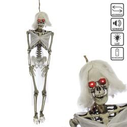 Squelette de mariée 25 x 13 x 100 cm