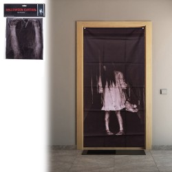 Décoration de porte 75 x 0,10 x 160 cm