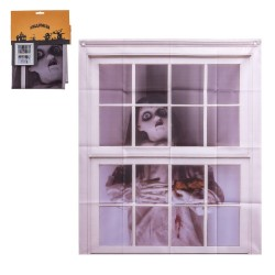 Décoration de fenêtre 75 x 0,10 x 90 cm
