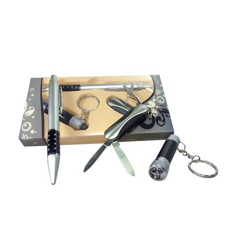 Coffret cadeau homme stylo couteau  Coffret Cadeau pour Homme