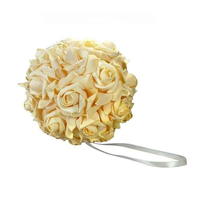 Bouquet rond mariage