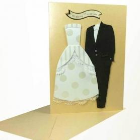 Invitation Mariage Costume Anglais