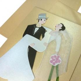 Faire-part pour Inviter vos Proches à votre mariage