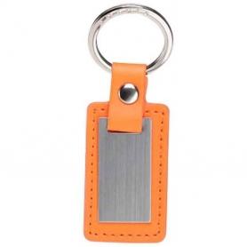 Idee cadeau femme porte cle orange