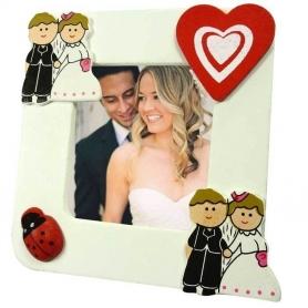 Cadeaux Invites Mariage Cadre Photo