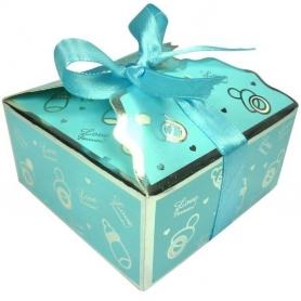 Boites pour Cadeaux Bapteme Garcon