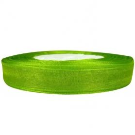 Ruban Organza Vert