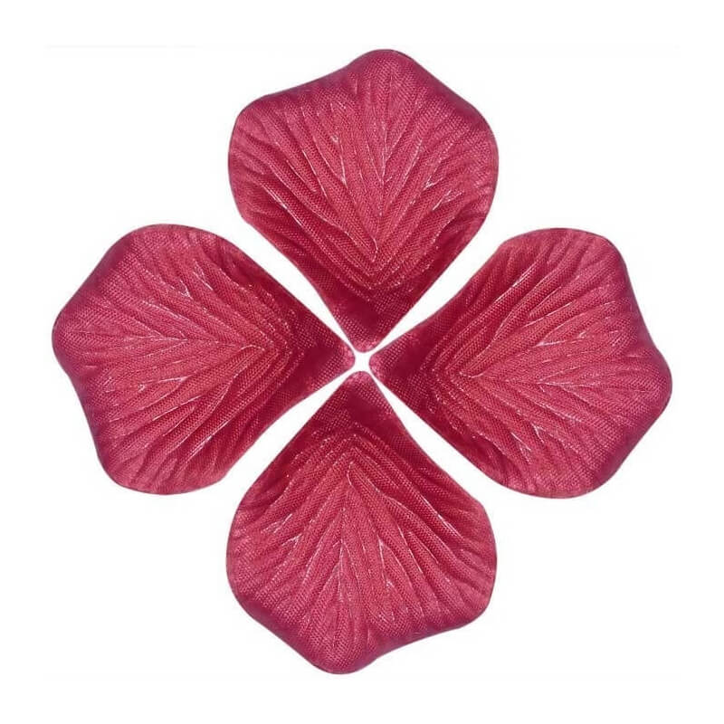 Panier A Fleur Mariage Pas Cher : Petales fleurs pas cher fushia