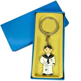 Cadeau Invite Communion Porte Cle