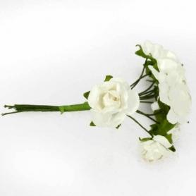 Decoration Cadeaux Fleurs en Papier