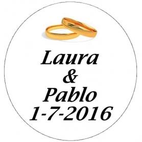 etiquette autocollante mariage - Tiquettes Autocollantes Mariage