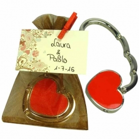 Idees cadeaux mariage accroche sac
