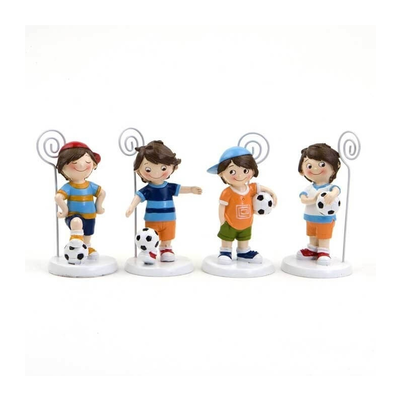 Porte photo footballeur