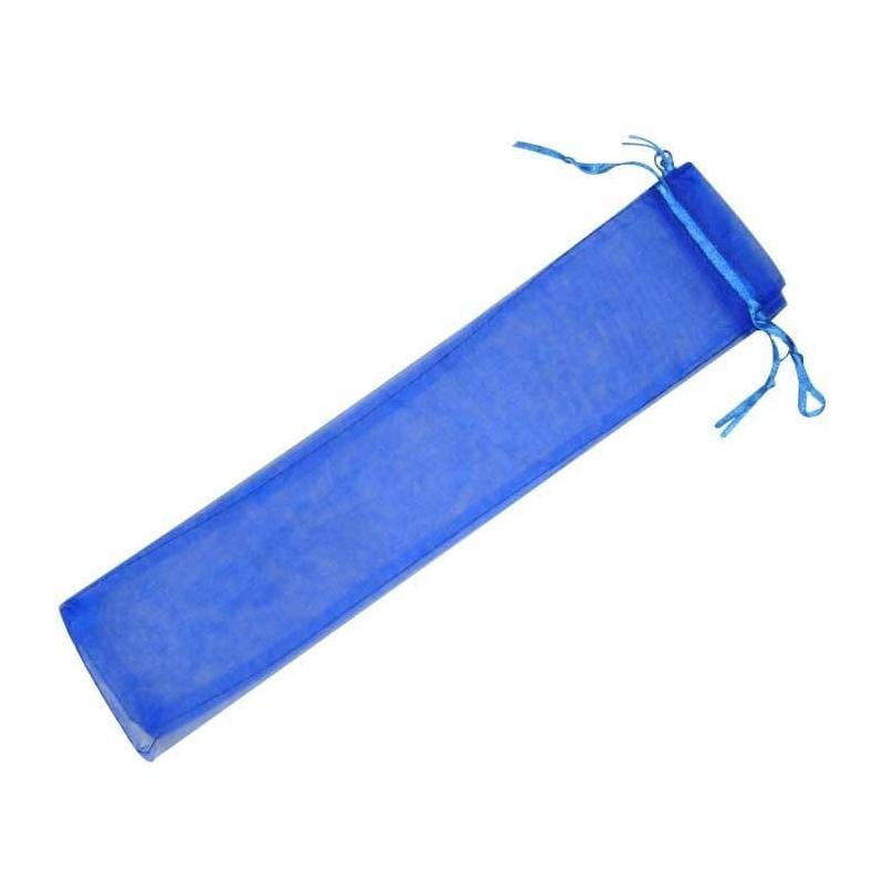 Organza Bleu Eventails