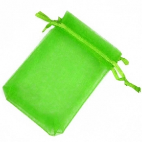 Sachets Organza Vert