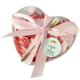 Mariage Broches Invites Perles