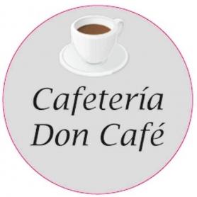 Etiquettes avec Tasse de Café