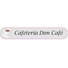 Etiquettes Personnalisée pour Cafétéria