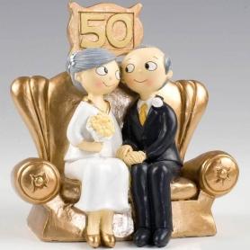 figurine gateau mariage humoristique pas cher figurine pice monte noces dor - Personnage Gateau Mariage Humoristique