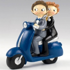 Figurines pour Mariage Gay
