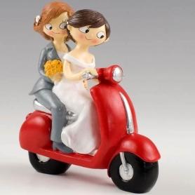 Figurine Mariage Gay Humoristique  Figurine pour gâteau de