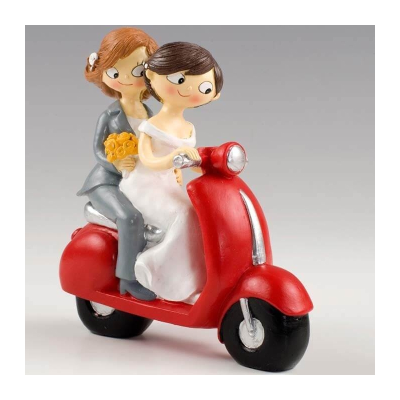 Figurine Mariage Gay Humoristique