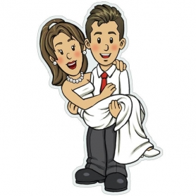 Sticker pour Mariage
