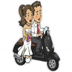 Autocollants Mariage