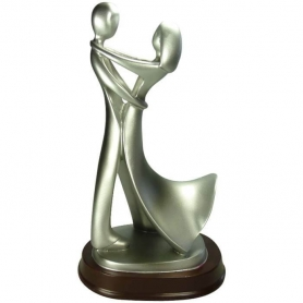 Figurine Décoration de Pièce Montée de Mariage  Figurine Gateau
