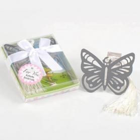 Marque-Page Papillon  Marque Cadeaux 0,64€
