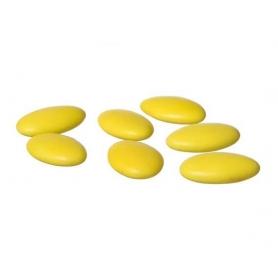 Dragees chocolat pas cher jaune