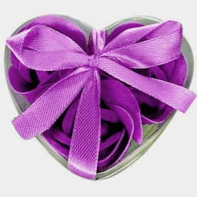 Souvenirs cadeaux savons originaux violet  Cadeau