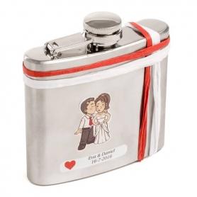 Cadeaux de Mariage Flasque pour Hommes