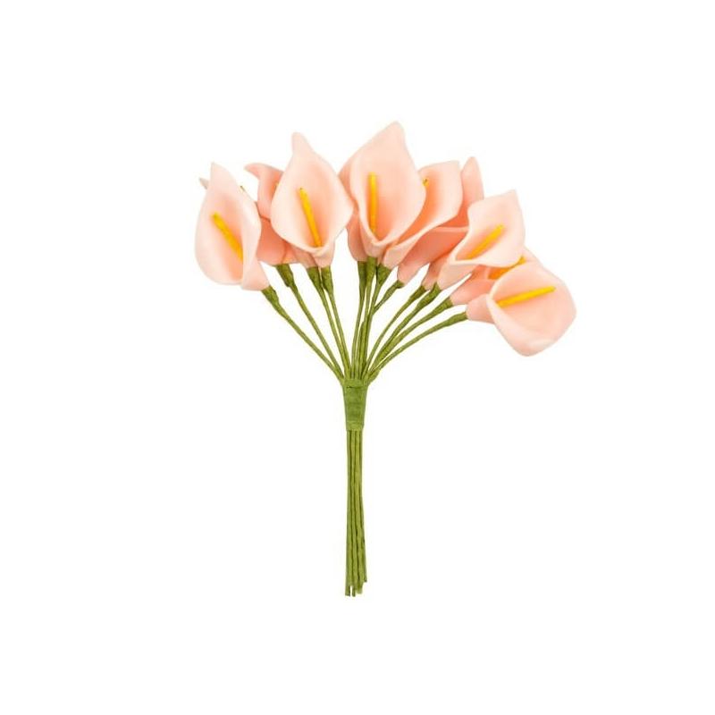 Petites Fleurs en Papier pour Décorer