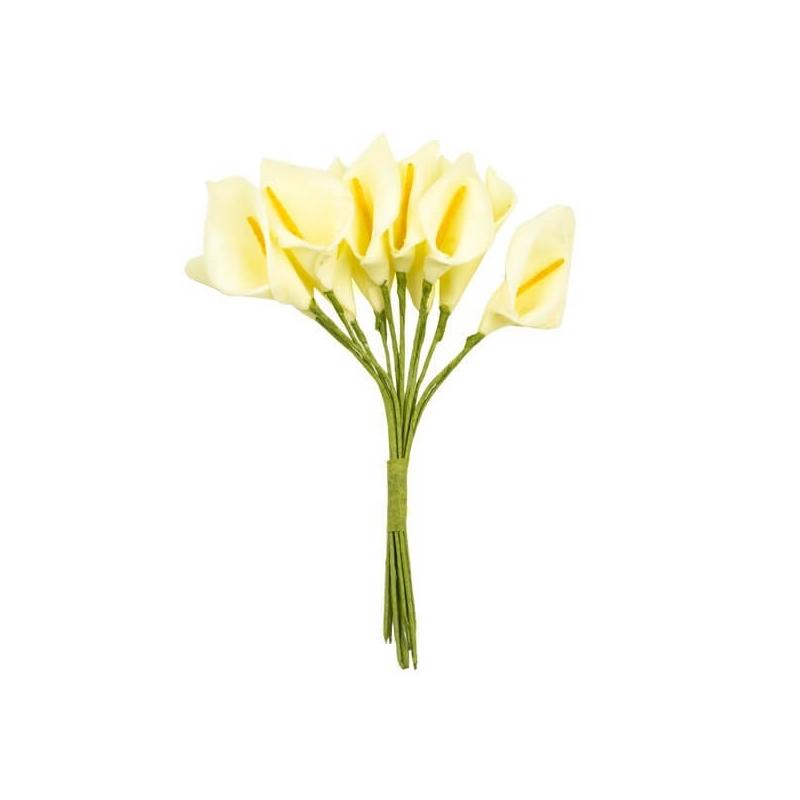 Coloriage Fleur Arum.Petites Fleurs Pour Decorer Acheter Fleurs En Papier Pics Fleur